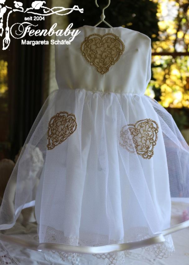 Milchkaffee Kleid