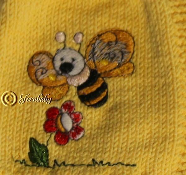 noch ein neues Bienchen Bienchen2kl